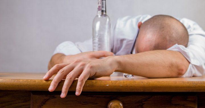 Przemoc w rodzienie pod wpływem alkoholu