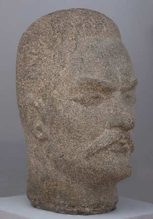 Środa dla Seniorów, Karny, Romuald Traugutt, granit, 1963 r. Naczelny Dowódca, Dyktator Powstania Styczniowego.