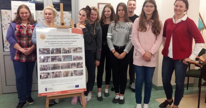Spotkanie informacyjne Erasmus + w OSiW w Wasilkowie