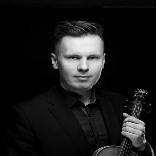 Koncert z historią Michał Marcinkowski
