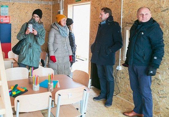 Pierwsza szkoła leśna w Polsce otwarta w Białymstoku
