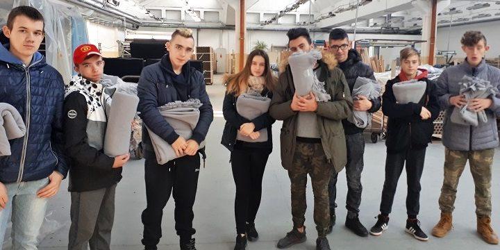 Z wizytą w Fabryce Wyrobów Runowych BIRUNA S.A. w Wasilkowie
