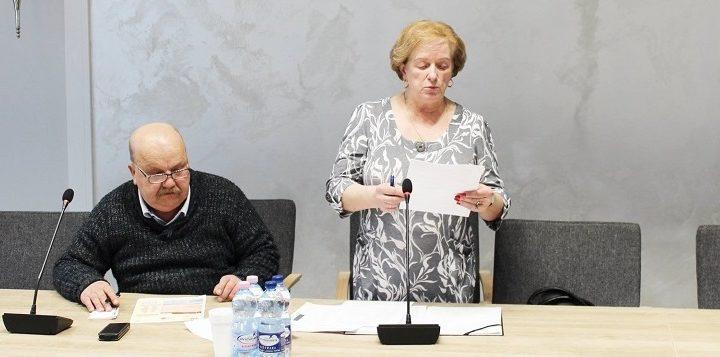 Obrady Rady Seniorów