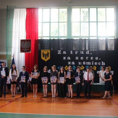 Zakończenie roku w klasach ósmych i trzecich gimnazium (23)zm