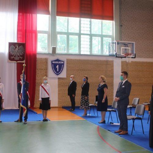 rozpoczęcie roku szkolengo w SP nr 1 (1)