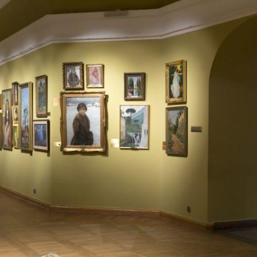 Galeria Malarstwa Polskiego w Ratuszu